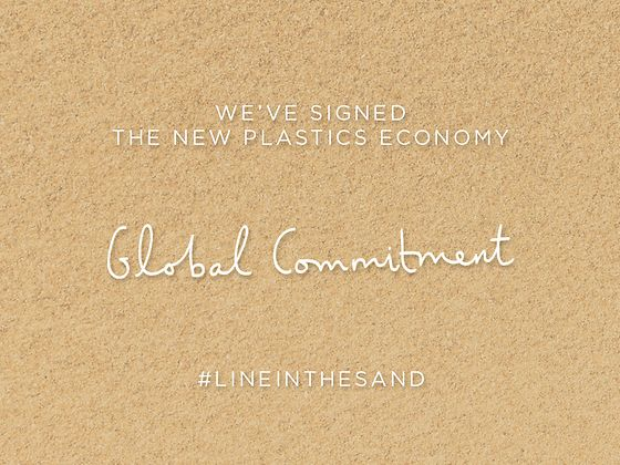 """Henkel is among the 250 organizations that signed the New Plastics Economy's """"Global Commitment""""."""