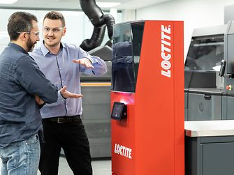 At Formnext Henkel will also introduce its new Loctite 3D Printer
