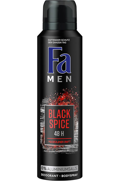 Fa Black Spice Deo