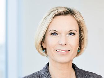 Personalvorstand Kathrin Menges