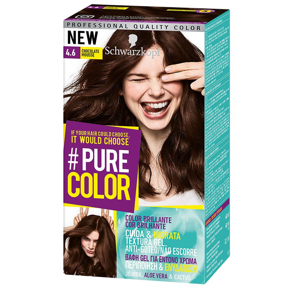 PureColor 4.6 Chocolate Mousse