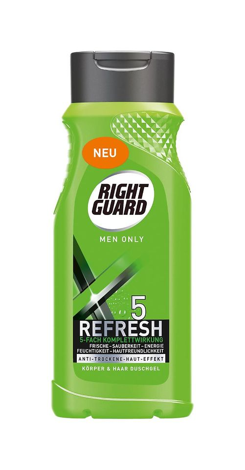 Right Guard Refresh 5