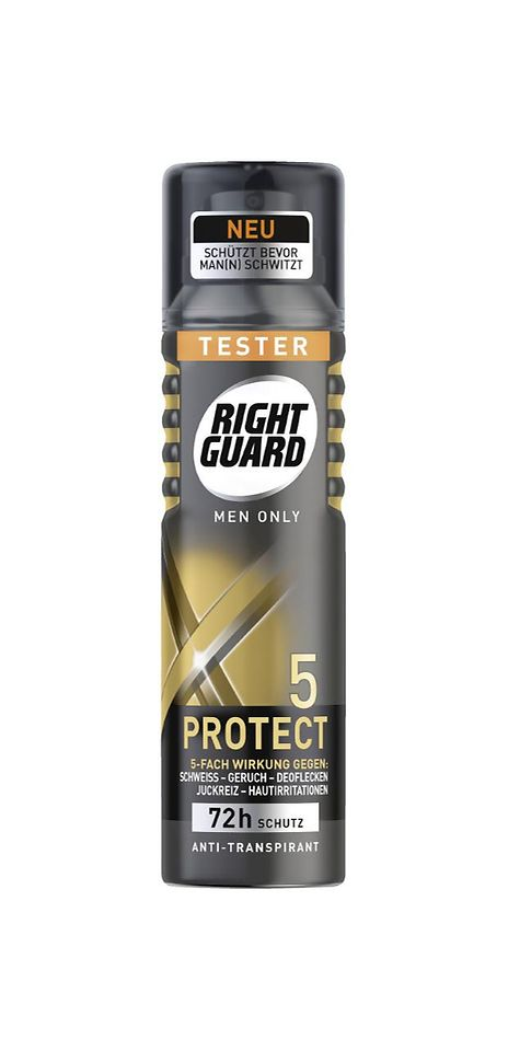 Right Guard Protect 5