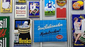 Konzernarchiv historische Werbeplakate