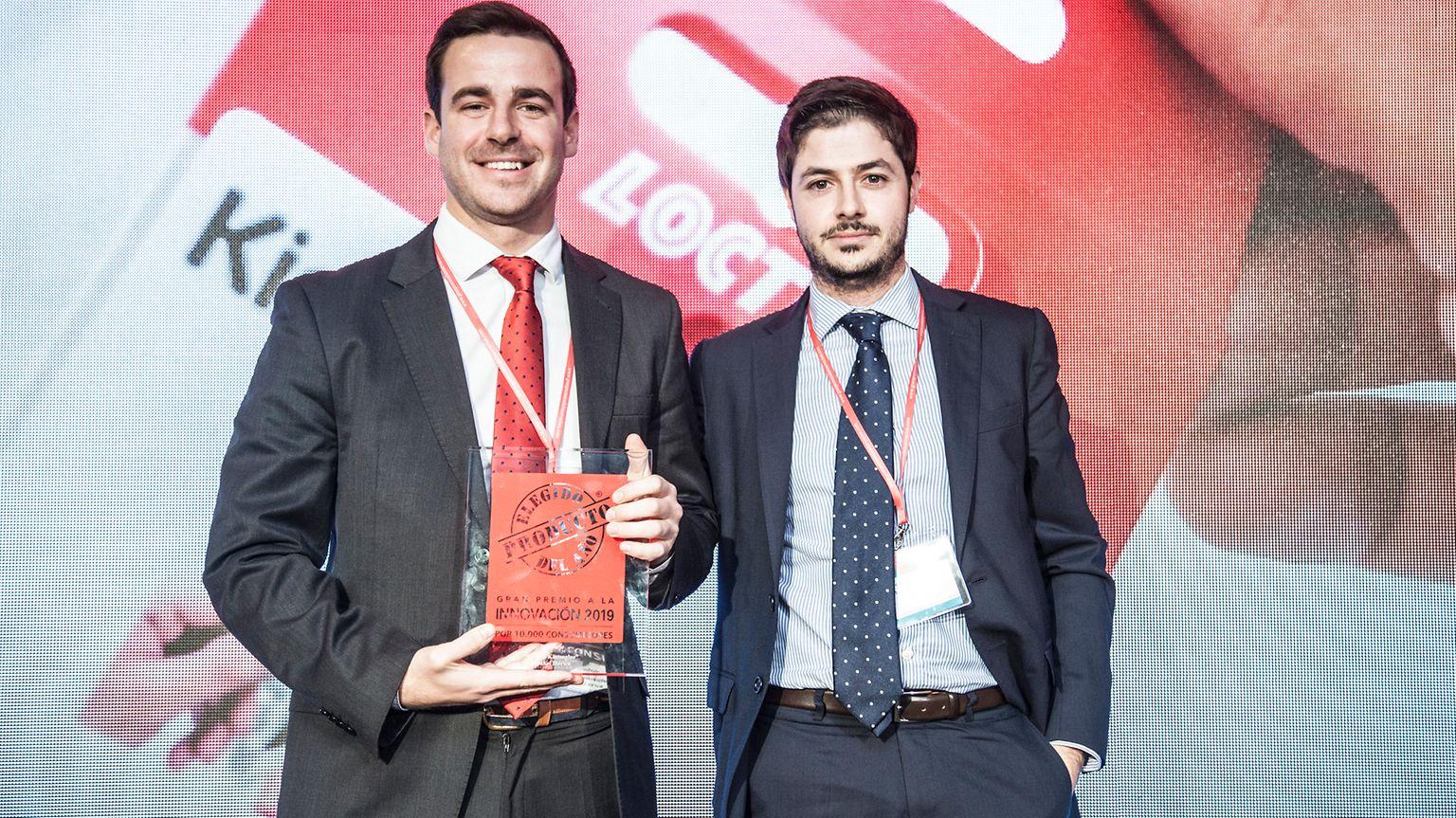 Loctite Kintsuglue, reconocido como 'Producto del Año' como resultado de la evaluación realizada más de 10.000 consumidores.