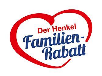 Der Henkel Familien-Rabatt (Logo)