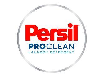 Premium laundry detergent brand Persil ProClean Logo