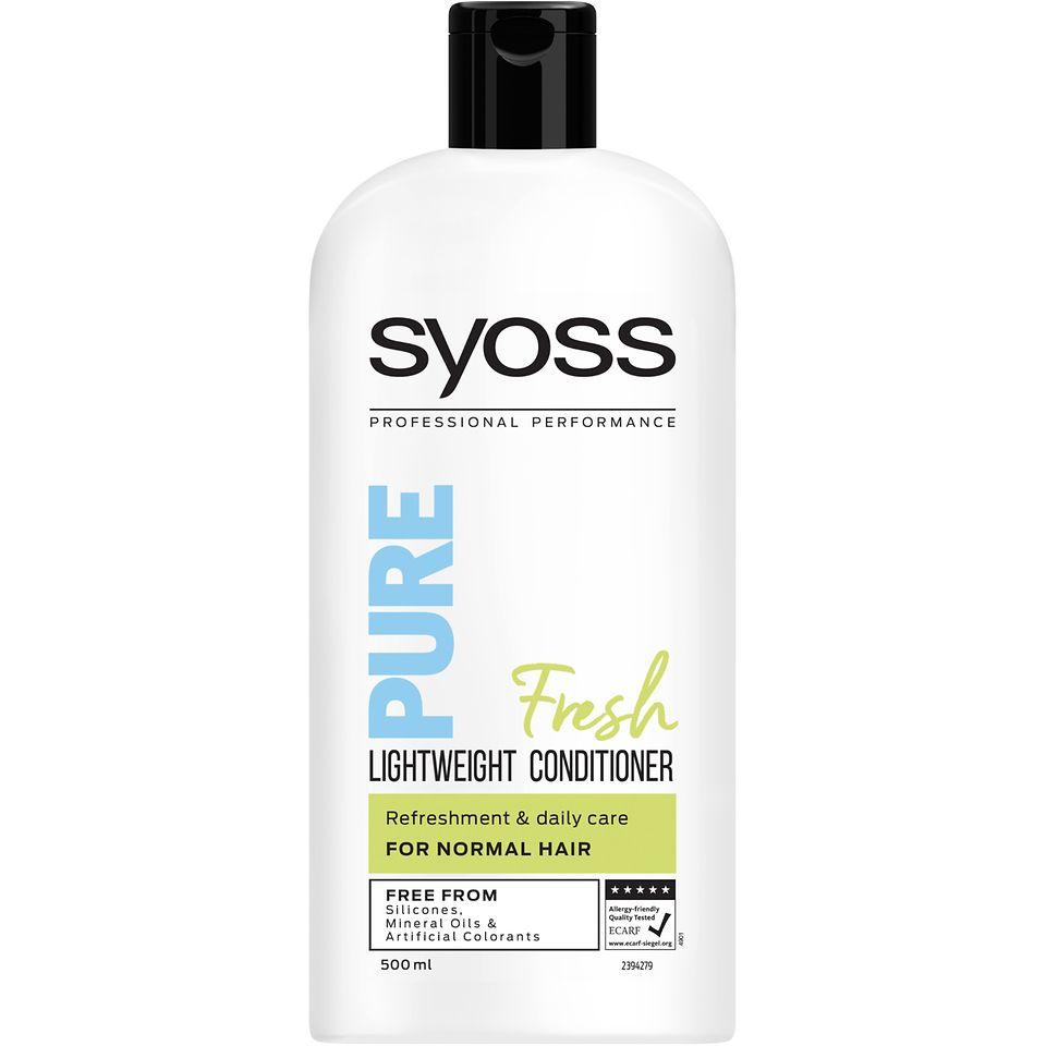 Syoss Pure Fresh Spülung