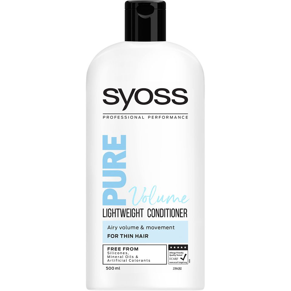 Syoss Pure Volume Spülung
