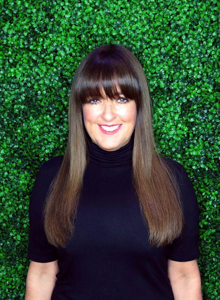 Schwarzkopf Professional ambassador Lesley Jennison