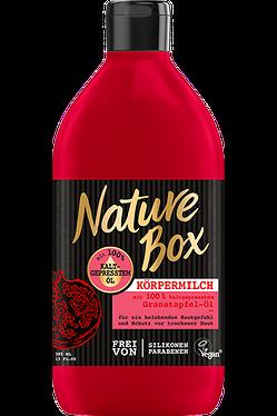 Nature Box Granatapfel Körpermilch