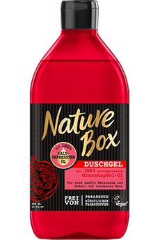 Nature Box Granatapfel Duschgel