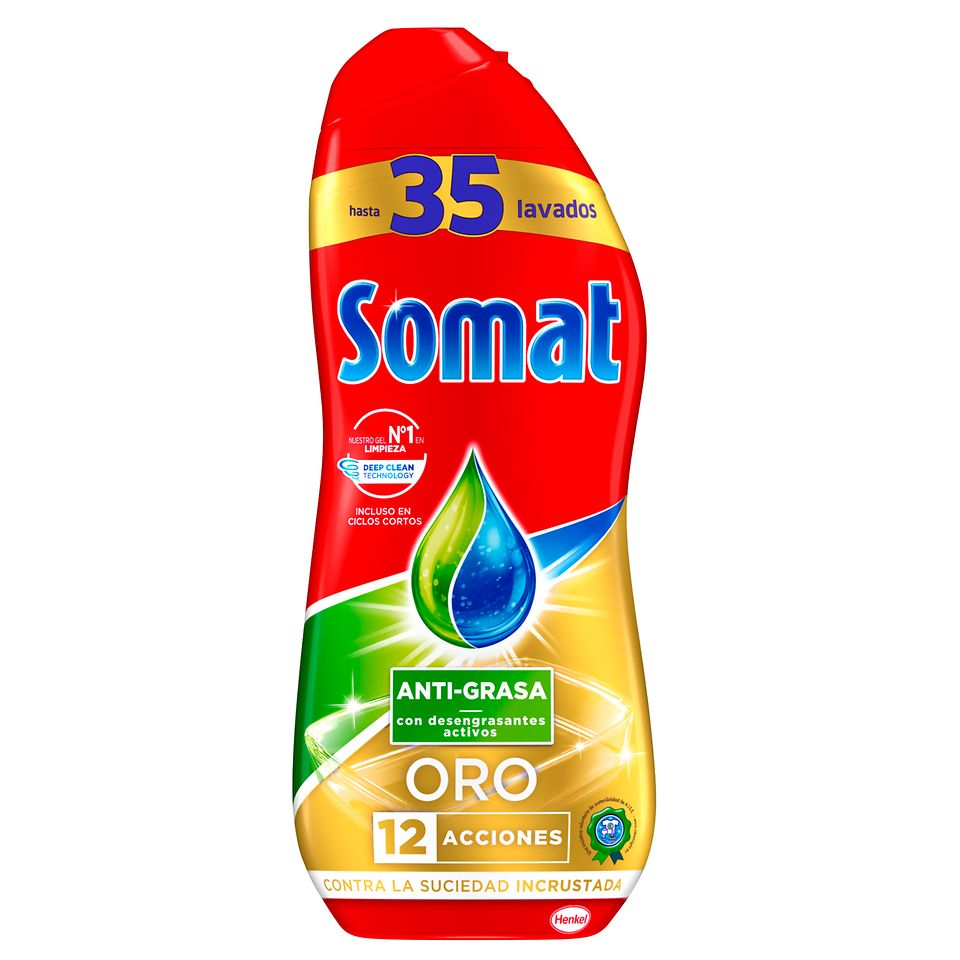 Somat Oro Gel Antigrasa 35D