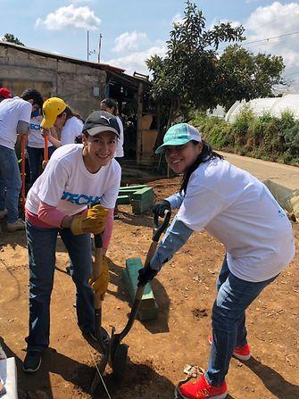 Voluntariado en México
