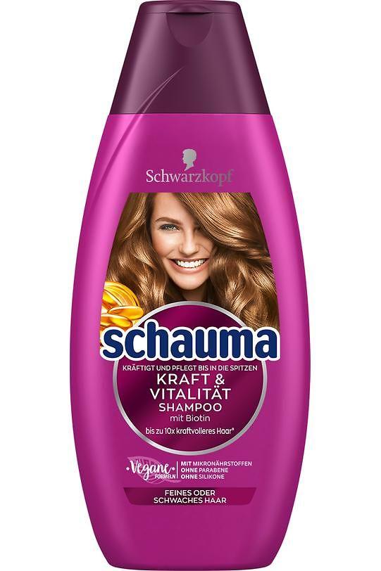 Schauma Kraft & Vitalität Shampoo