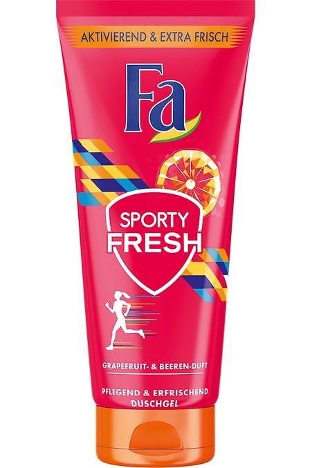 Fa Sporty Fresh Duschgel