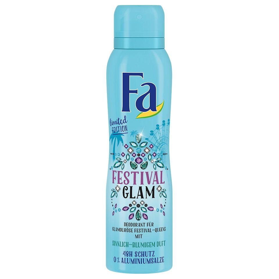 Fa Festival Glam Anti-Flecken-Deodorant Aerosol