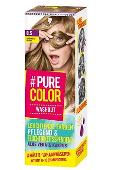 #Pure Color Washout Karamell-Blond