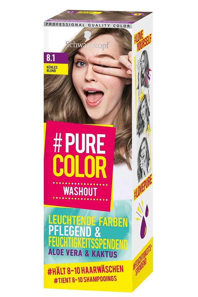#Pure Color Washout Kühles Blond