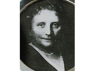Martha Schwarzkopf, Ehefrau des Unternehmensgründers Hans Schwarzkopf