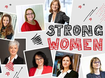 Strong women at Henkel