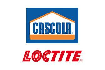 logos Cascola e Loctite