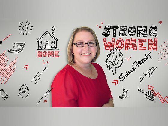 Strong women: Melissa Bottroff