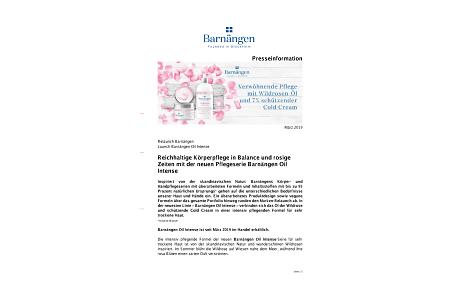 2019-03-19-Reichhaltige Körperpflege in Balance und rosige Zeiten mit der neuen Pflegeserie Barnängen Oil Intense.pdf.pdfPreviewImage