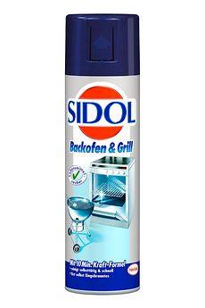 """Sidol """"Backofen & Grill"""""""