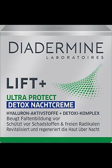 Diadermine Lift+ Ultra Protect Detox Nachtcreme