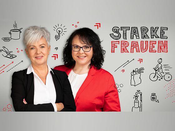 Zuzana Majerčáková und Beata Bogárová