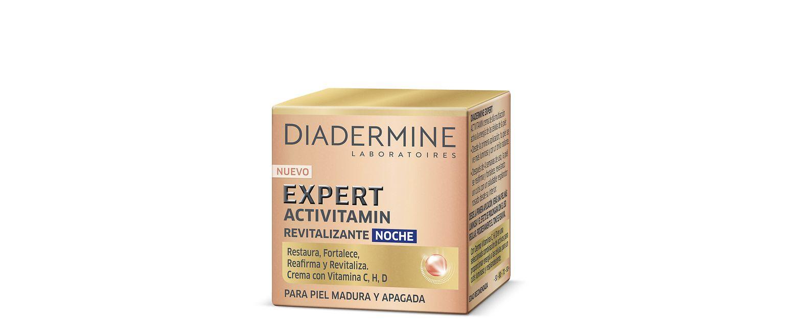 Diadermine Crema de Noche Revitalizante