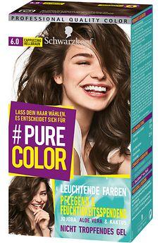 Pure Color 6.0 Cappuccino Hellbraun