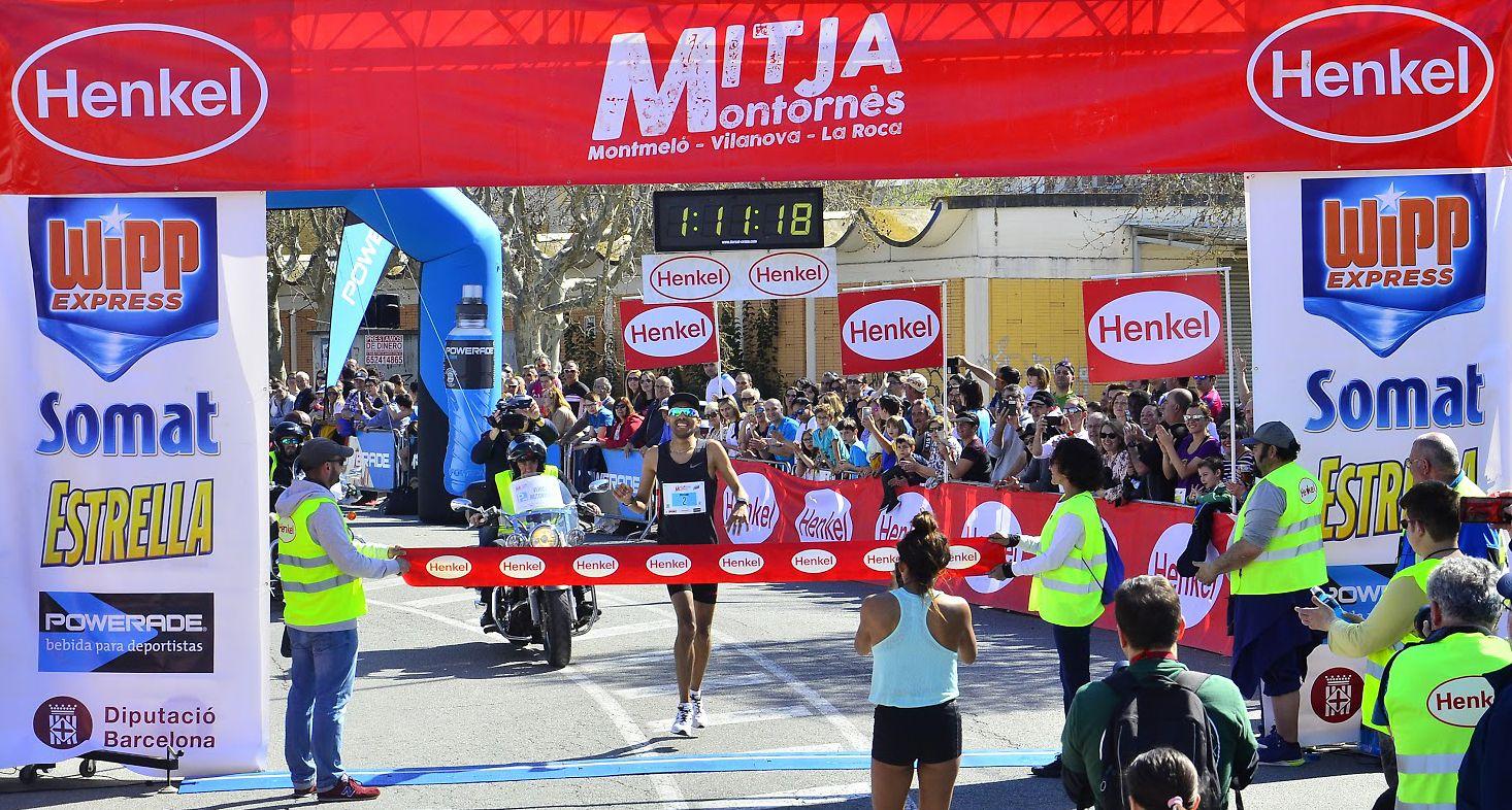 La Media Maratón de Montornès 2019