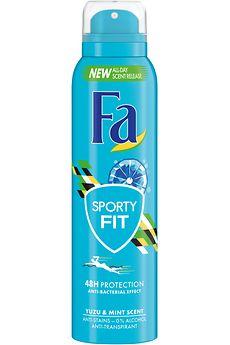 Fa Sporty Fit Aerospray Anti-Transpirant
