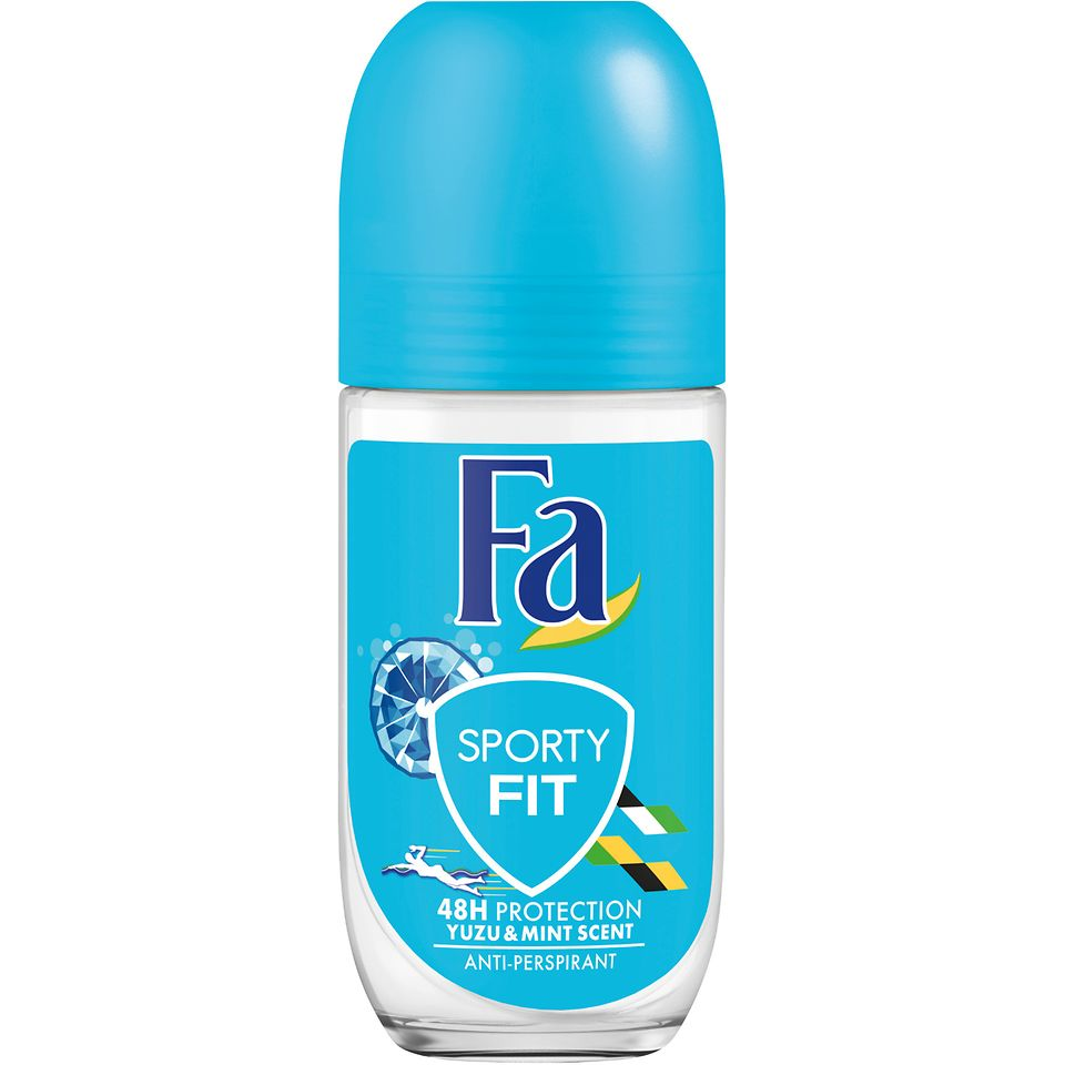 Fa Sporty Fit Roll-On Anti-Transpirant