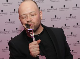 Alexander Lepschi (Hairdresser of the Year 2019)