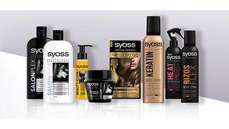 SYOSS. Presente en las tres principales categorías de capilar: cuidado, fijación y coloración.