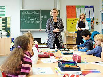 Kathrin Menges, Mitglied des Vorstands