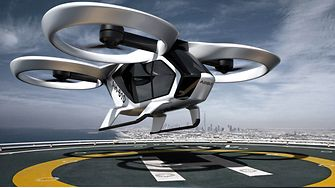 Experts estimate that there could be up to 10,000 flying taxis in service as soon as 2030