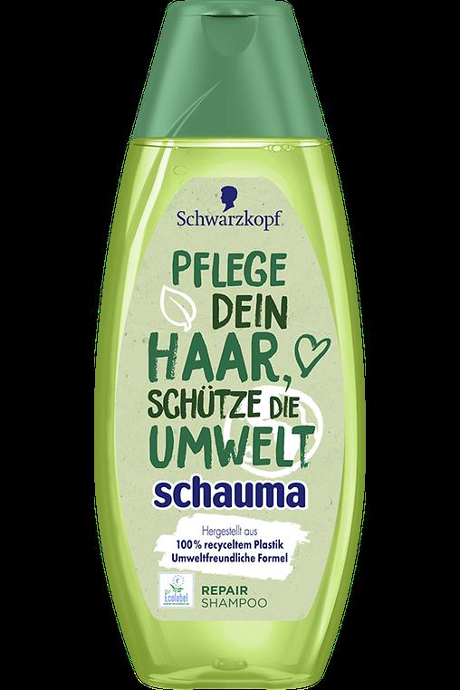 Schauma Pflege Dein Haar, Schütze die Umwelt Repair Shampoo