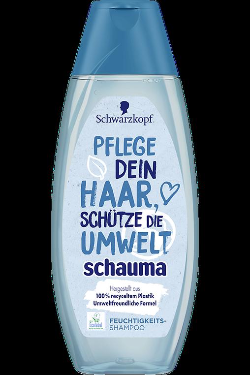 Schauma Pflege dein Haar, Schütze die Umwelt Feuchtigkeits-Shampoo