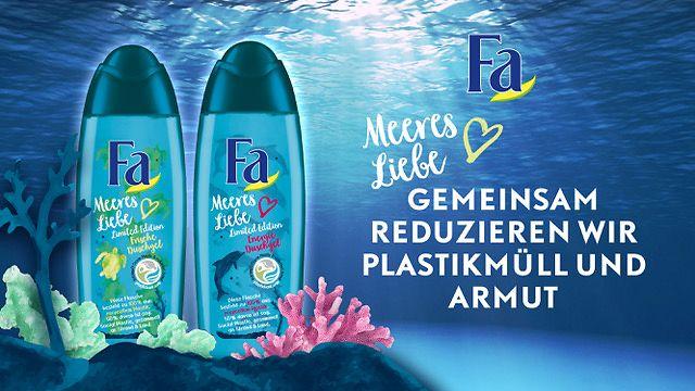 Far Limited Edition Meeres Liebe -  erstmals Produktflaschen aus 100% recyceltem Plastik