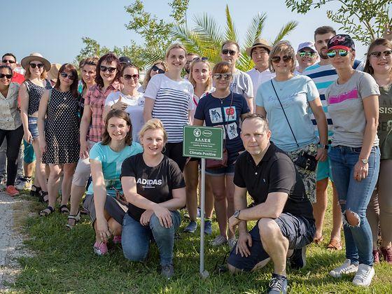 Почти 250 сотрудников Henkel приняли участие в экологической акции