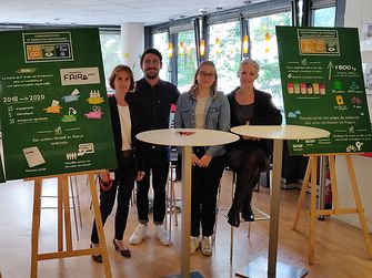 Meet'Up RSE : moments d'échanges entre des membres du Comité RSE et les équipes Henkel France