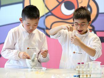 ricercamondo bambini laboratori scientifici stem milano