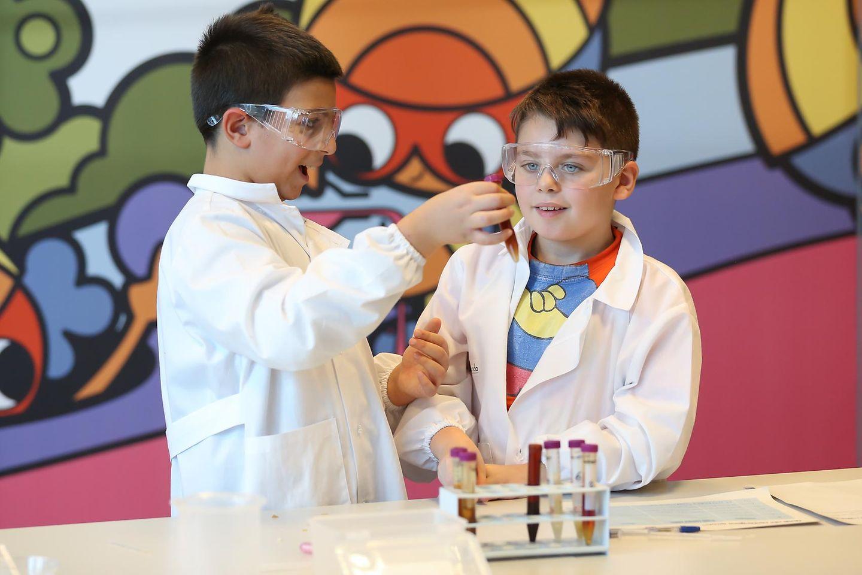 ricercamondo bambini stem scoperta scienza