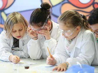 ricercamondo bambini scienziati milano