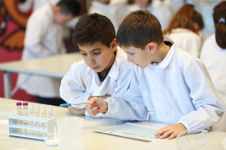 ricercamondo bambini laboratori scientifici milano
