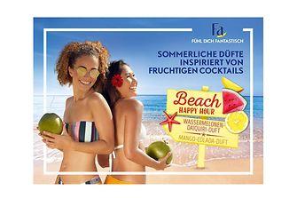 Fa Limited Edition Beach Happy Hour